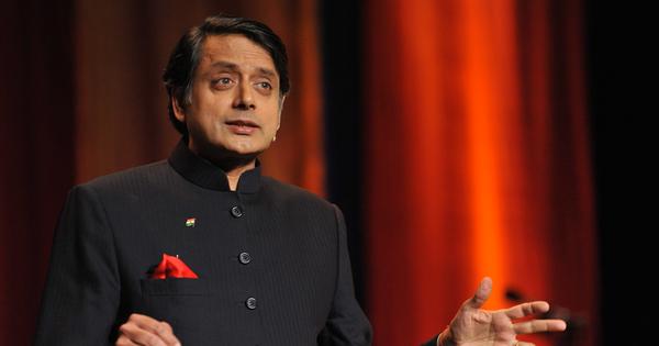 NCW to summon Shashi Tharoor for mocking Miss World's name