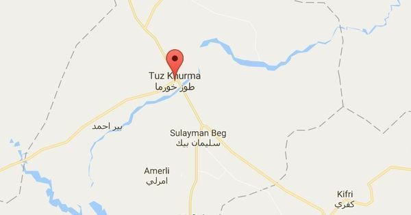 Iraq: 32 killed in suicide bombing in a town near Baghdad