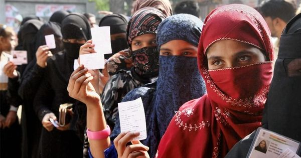 BJP wants women cops to verify identity of burqa-clad voters in UP civic body elections