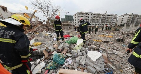 China: At least two killed, 30 injured in powerful explosion at factory in Ningbo city