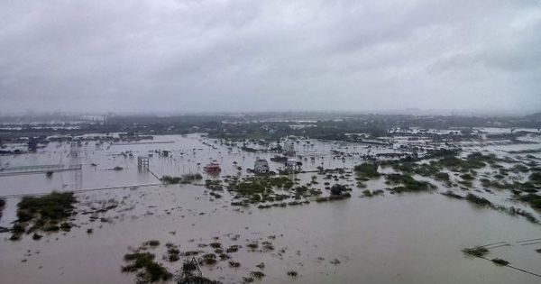 Video: Why did Chennai flood two years ago and could it happen again?