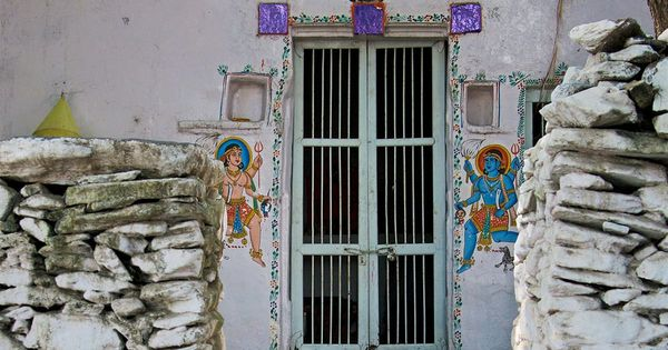 In images: An Indian photographer turned her camera on doors and found many hidden stories