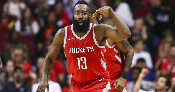 NBA: Houston Rockets register eighth successive win, Nets rally to defeat Thunder