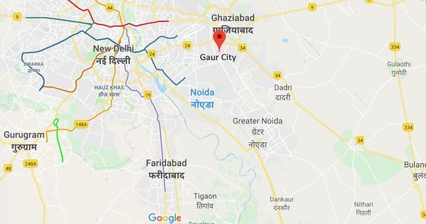 Noida double murder: Teenager has confessed to killing mother and sister, say police