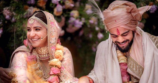 India captain Virat Kohli marries Bollywood star Anushka Sharma in Italy