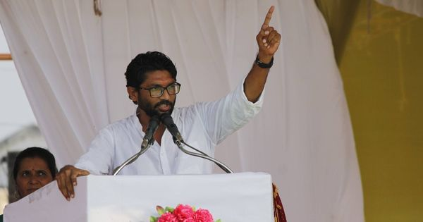 Video: Savvy Dalit leader Jignesh Mevani's win is a victory for marginalised groups