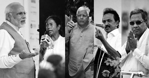 Not Rahul versus Modi: Any challenge to the BJP in 2019 will come from state parties