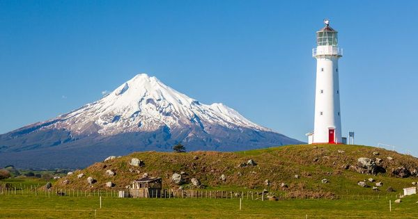 New Zealand's Mount Taranaki to get the same rights as a citizen