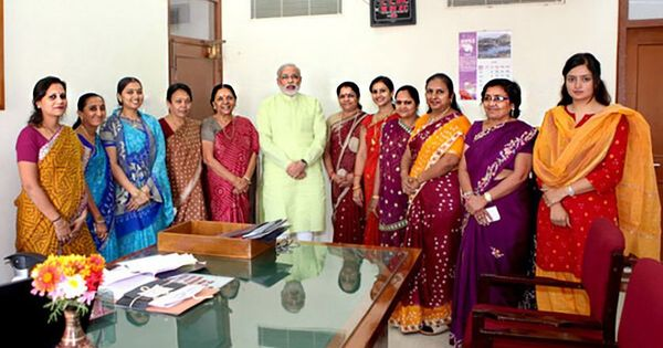 Gujarat elected only 13 female MLAs – continuing a nationwide trend of low representation for women
