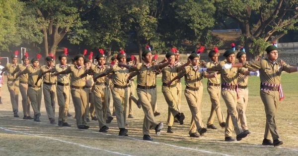 Jamia Millia Islamia students allege they were thrown out of NCC camp for sporting beards