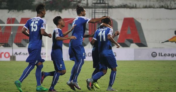 I-League: Indian Arrows look to put an halt to losing steak against Shillong Lajong