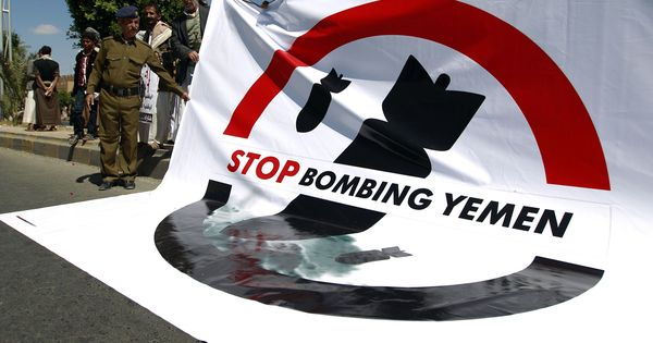 Yemen: 71 civilians killed in airstrikes carried out by Saudi-led military coalition since Sunday