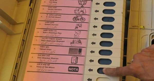 As NOTA becomes popular with voters, a look back at the landmark ...