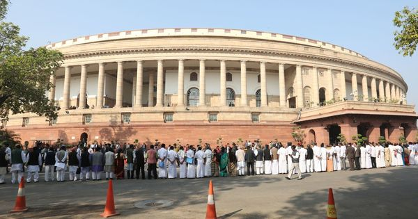 Rajya Sabha adjourned after Centre refuses to refer triple talaq bill to select committee