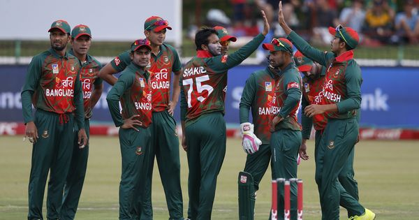 Bangladesh to set up special courts for trial of cricket gamblers during tri-nation series