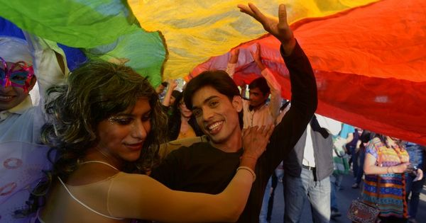 How India's battle to decriminalise gay sex could end up mirroring US struggle for abortion rights
