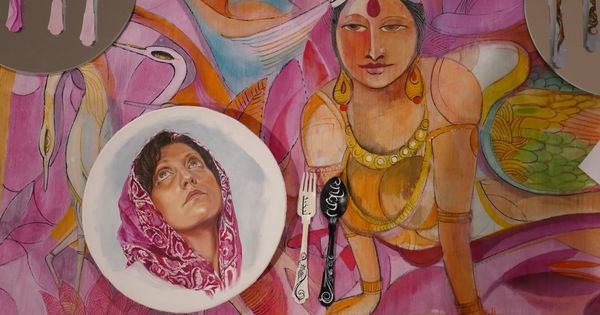 Serving up a message: Artists from Israel and India bring women's stories and struggles to the table