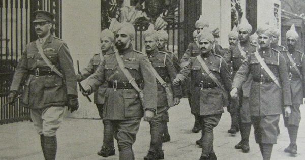The story of my Nana Abu, the man who led the first Indian unit at Dunkirk