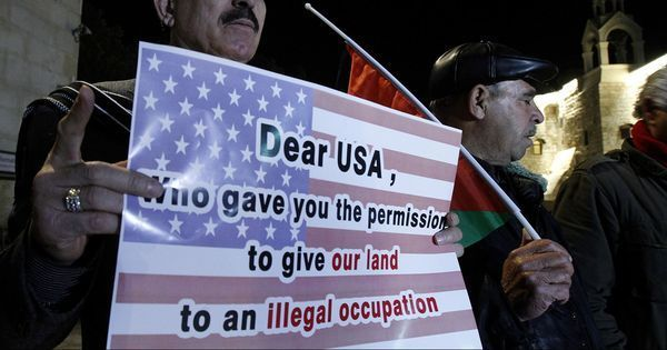 Trump cuts aid to Palestinian refugees – and throws their future into doubt