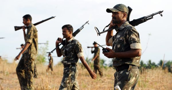 Chhattisgarh: Four security personnel killed, seven injured in encounter with Naxalites