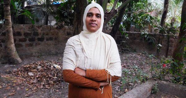 Meet Jamida Beevi, the first Muslim woman to lead Friday prayers in India