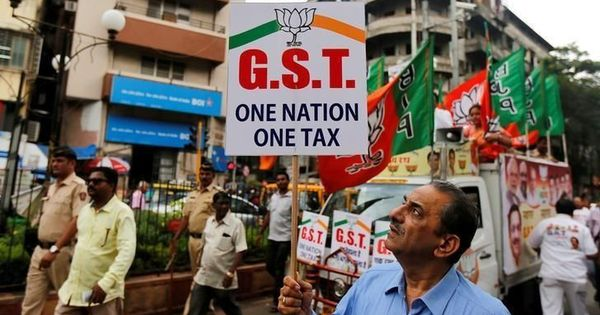 The Economic Survey argues that GST will actually be good for Indian federalism. Really?