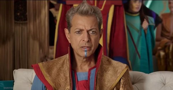 Watch: Can you figure out which movie is this a trailer for? Is it 'Mukkabaaz' or 'Thor Ragnarok'?