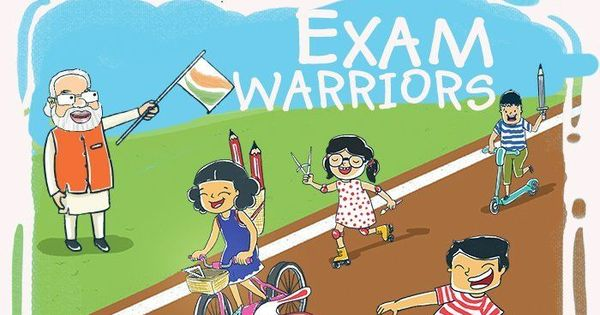 PM Modi's book for students on beating stress to be released on Saturday, before board exams start