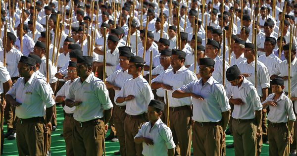 Any Hindu who is not part of the RSS does not belong to the religion, says BJP MLA