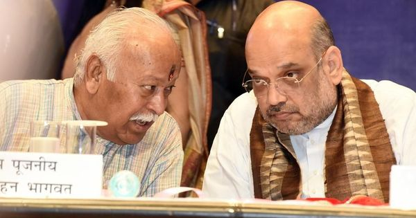 RSS and the Army: Why are ministers defending Bhagwat's remarks – and is that really a defence?
