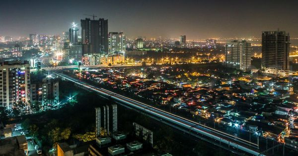 Mumbai ranked 12th richest city globally, NITI Aayog chief says livability is a challenge