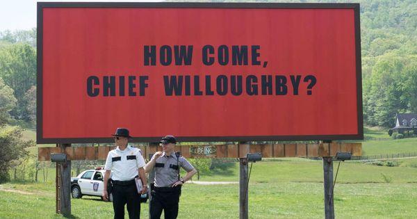 'Three Billboards Outside Ebbing, Missouri' wins big in a politically-charged BAFTA ceremony