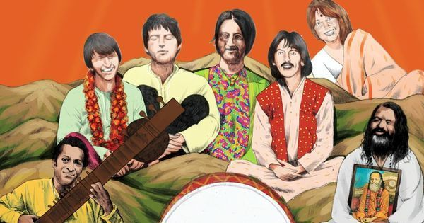 Video: When The Beatles came to India 50 years ago in pursuit of eternal happiness