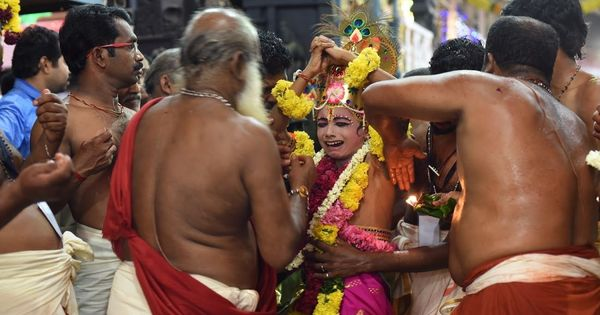 'They scream. Blood comes out': Kerala police officer says it is time to stop temple ritual