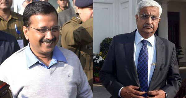 There is a reason why Delhi bureaucrats can protest against Kejriwal government without any fear