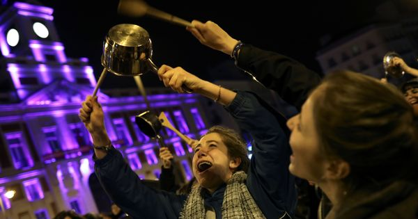 Spain: In protest against gender inequality, women to stop working on International Women's Day