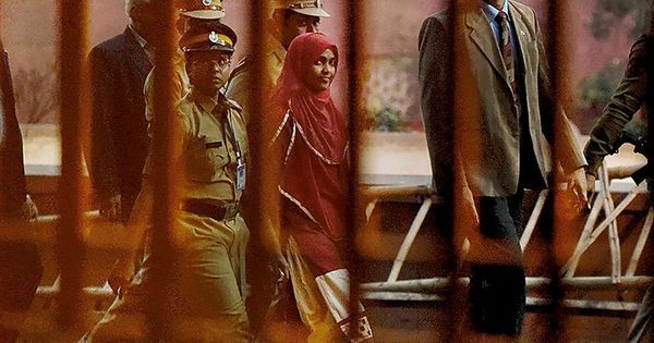 Controversy was because I decided to convert to Islam, says Hadiya after court verdict
