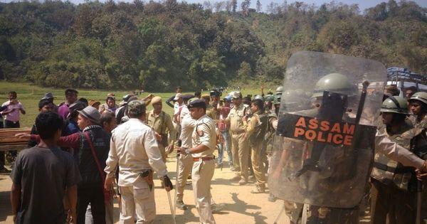Tension along Assam-Mizoram border: Mizo journalists accuse Assam police of assault