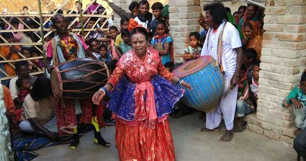 Purulia's 'nachaniyas' take up dancing to escape poverty – but find a life of exploitation instead