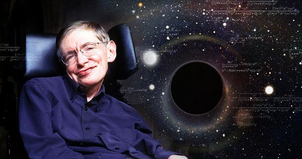 Video: The life and times of Stephen Hawking, the man in pursuit of the theory of everything
