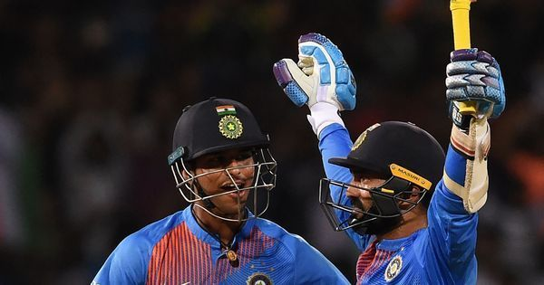 'Memory for a lifetime': Dinesh Karthik says last-ball six was pay-off for year of hard work