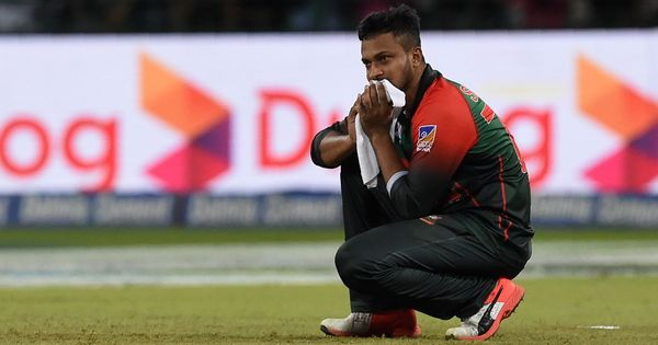 'No point crying over defeat to India': Shakib hopes Bangladesh can reverse dismal form in finals