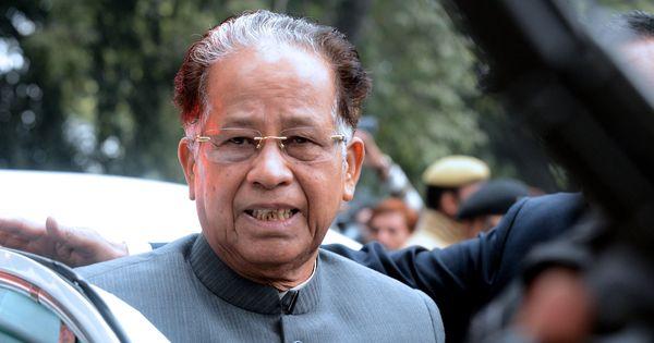 Assam: BJP legislator files police complaint against former Chief Minister Tarun Gogoi