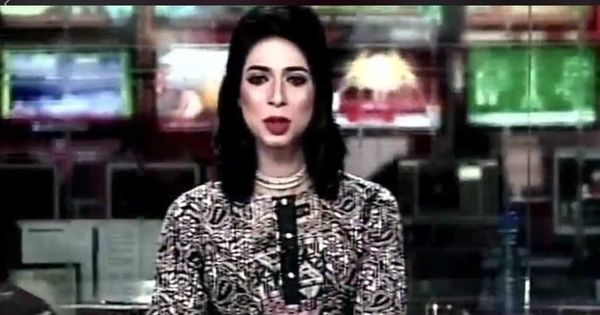 Pakistan channel hires first transgender news anchor in the country, says report
