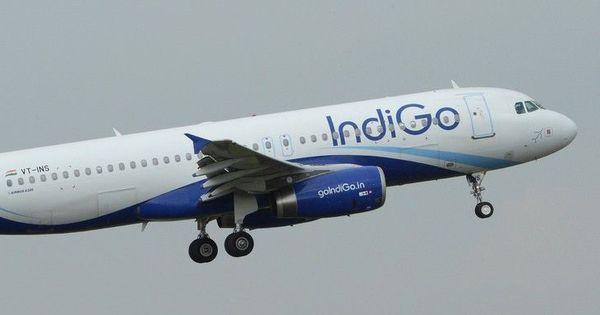IndiGo aircraft's tyre bursts while landing at Hyderabad airport, passengers evacuated