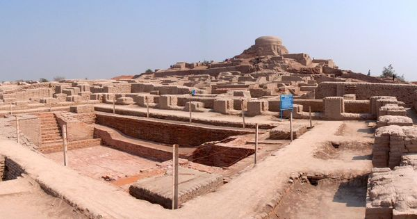 Mohenjodaro was likely the world's largest settlement of its time, finds latest analysis of cores