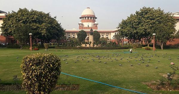 SC asks Centre to respond to plea seeking implementation of Andhra Pradesh Reorganisation Act