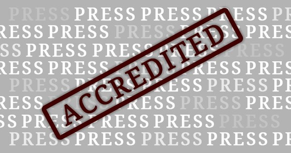 Journalists accused of reporting fake news will lose press credentials till complaint is verified