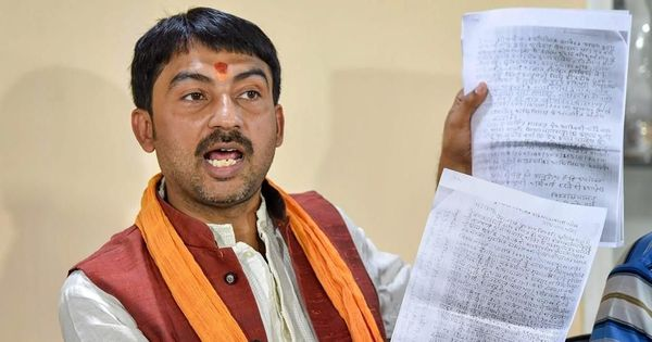 Bhagalpur clashes: Bihar court grants bail to BJP minister Ashiwini Kumar Choubey's son