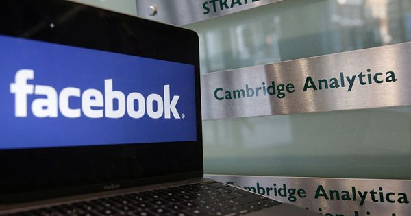 American and British lawyers sue Facebook, Cambridge Analytica over data breach